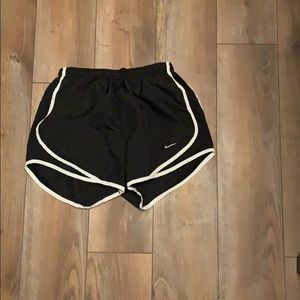 Nike dry fit running shorts